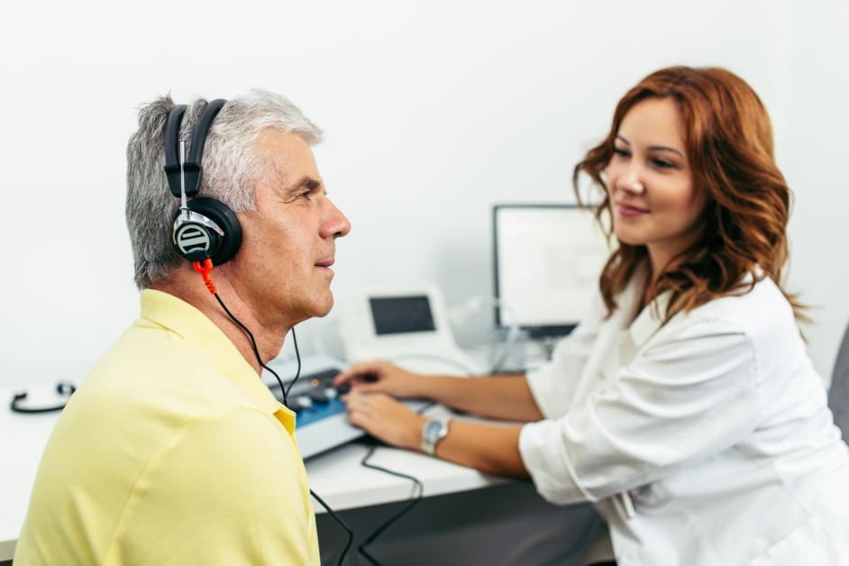 best hearing clinics in Edmonton